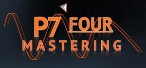 P7FOUR Mastering Logo