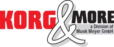 Korg & More Logo